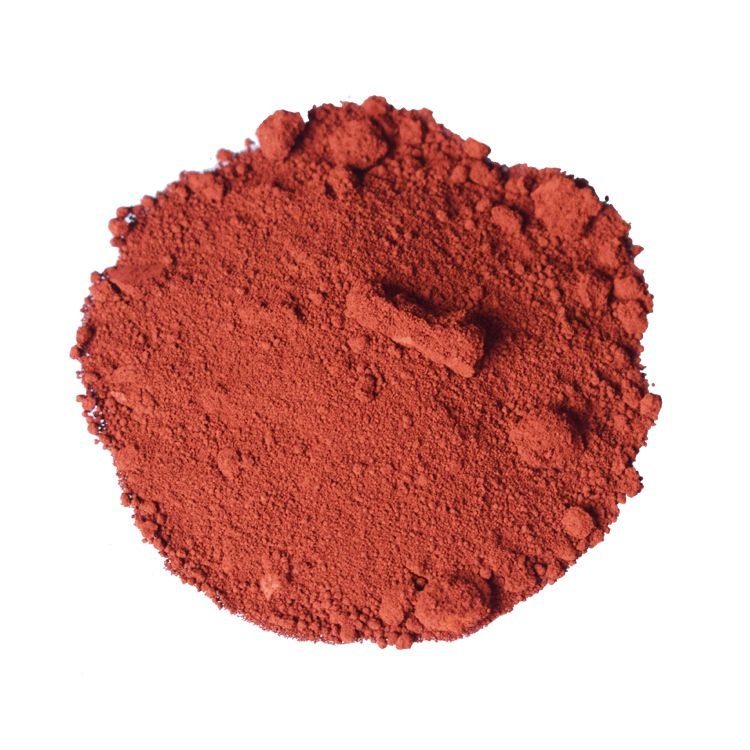 Granules pigments Iron Oxide Red