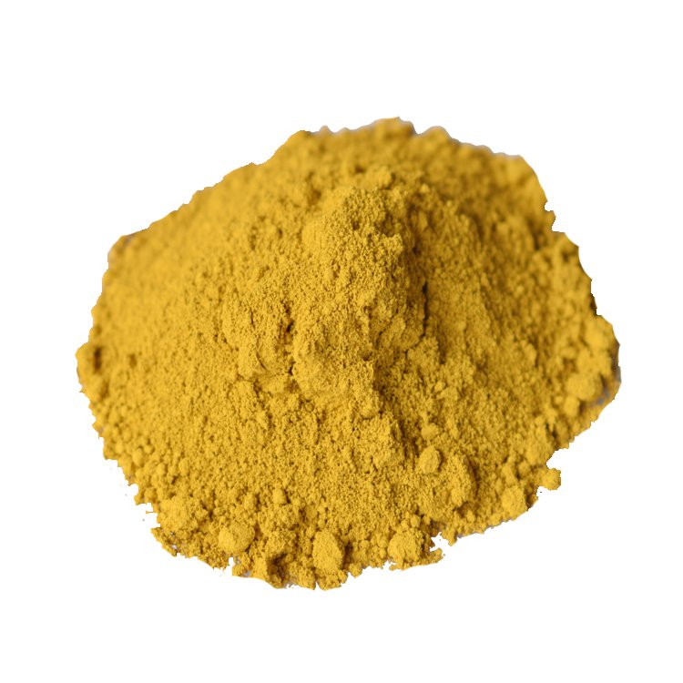 Granules pigments Iron Oxide Yellow